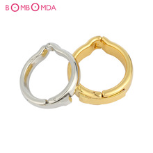 Buy Adjustable Cock Ring Glans Ring Stainless Steel Male Masturbator Ring Penis Ring Extender Delay Time Lock Sex Toys Men Gay