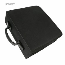 288 Disc CD DVD Case Storage Bag Album Holder Box Cover Carrying Organizer Disc Storage Wallets(China)