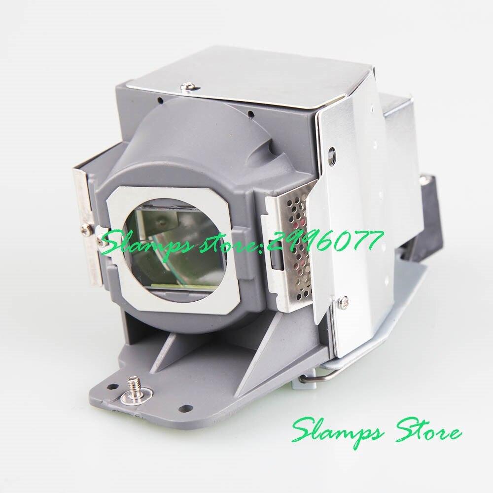 Compatible W1070 W1070+ W1080 W1080ST HT1085ST HT1075 W1300 Projector Bare lamp P-VIP 240/0.8 E20.9n for BenQ 5J.J7L05.001<br>