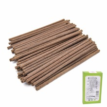 70Pcs/box Hot Sale Smokeless Moxa Sticks Moxibustion Moxa Roll Massage Wholesale 0.4CM*12CM(China)