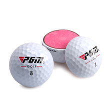 2016 Hot Sale Original PGM Golf Ball Three-layer Match Ball Gift Box Package Golf Ball Set 12pcs Set 3pcs Set Game Use Ball