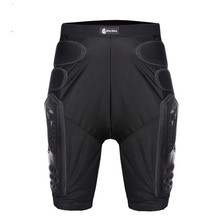 Body Armour Protection Shorts Skiing Skating Snowboards Motorcycle Motocross Racing Skiing Armor Pads Hips Legs Protector Pants(China)
