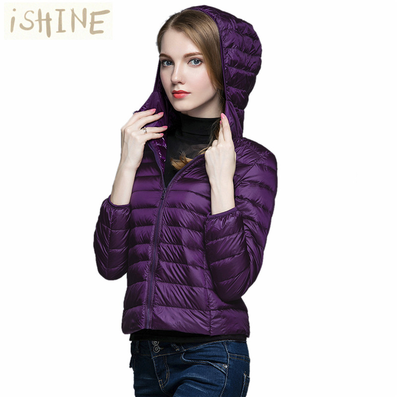 Women Slim Down Jacket Winter Warm Hooded Coat Parkas European Style New Clothing 2017Одежда и ак�е��уары<br><br><br>Aliexpress
