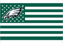 Philadelphia Eagles US flag with star and stripe 3x5 FT banner(China)