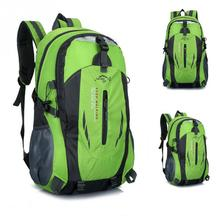 Waterproof Durable Outdoor Climbing Backpack Women&Men Hiking Athletic Sport Travel Backpack High Quality Camping Travel bag(China)