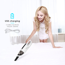 FD - PVC - B Cordless Handheld Portable Car Vacuum Cleaner Ash Cleaner Strong suction Multifunctional for Car Home(China)