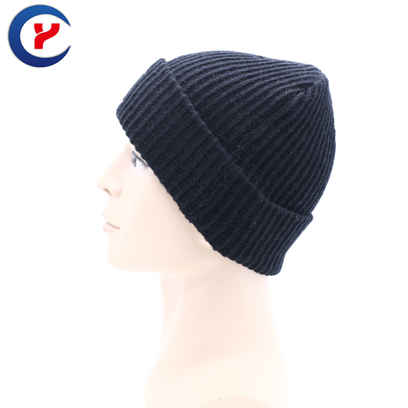 2017 Fashion Autumn and winter women caps Hip-Hop Warm beanies Skullies Beanies  with leather logo two colors Knitted hat #x4Одежда и ак�е��уары<br><br><br>Aliexpress