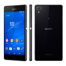 "Buy Unlocked Original Sony Xperia Z3 D6603 Cell Phone 5.2"" 20.7MP Quad-core Android OS 16GB ROM 3GB RAM Z3 phone for $130.18 in AliExpress store"