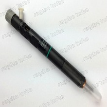 FULL SET OF GENUINE R04701D DEL-PH1 DIESEL INJECTORS fit for SSANYONG KYRON AND for ACTYON(China)