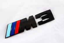 3D BLUE NAVY RED CAR LOGO BADGE EMBLEM STICKER DECAL for BMW M3 318i 330i E46 Z3