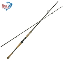 Super Hard 2.4m XH Power Casting Rod 10-50g Lure Weight 26T+36T Material Lure Carpe Fishing Rod 15kg Max Power