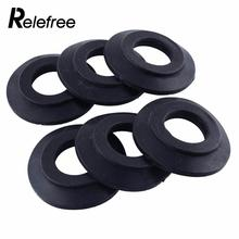 Outdoor Durable 4 pcs Universal Kayak Paddle Drip Rubber Rings For Kayak and Canoe Paddles Rowing Boating