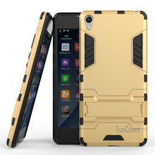 For Sony Xperia E5 Case 5.0inch Dual Layer Hybrid Rugged Armor Hard PC+TPU Shockproof With Kickstand Case For Sony Xperia E5(China)