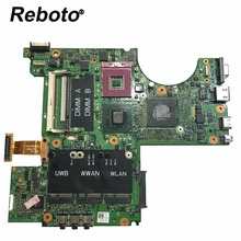 Reboto For DELL M1530 Laptop Motherboard PM965 8600M/256MB CN-0N028D 0N028D DDR2 MainBoard 100% Tested Fast Ship(China)