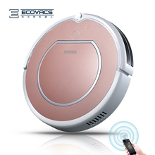 ECOVACS To Treasure Rhinoceros Sweep Floor Robot Vacuum Cleaner Intelligent Home Ultra Thin Fully Automatic Cleaners(China)