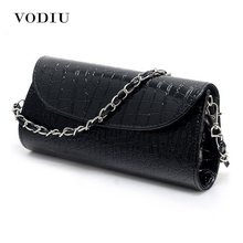 Hot Casual Women Messenger Bags Stone Pattern Lady Handbag PU Leather Clutch Wristlet Evening Bags rse Fashion Bags(China)