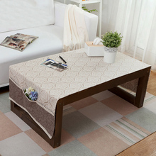 Luxury Table Cloth Japanese-style Toalha De Mesa Euro Small Tablecloth Pocket Design Dinning Bedside Cabinets Table Covers(China)