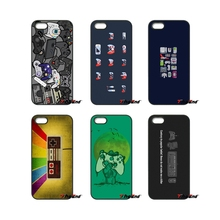 Game Controller Retro Print For iPod Touch iPhone 4 4S 5 5S 5C SE 6 6S 7 Plus Samung Galaxy A3 A5 J3 J5 J7 2016 2017 Case Cover(China)