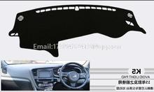 for Kia Optima K5 2010 2011 2012 2013 2014 2015 dashmats car-styling accessories dashboard cover RHD
