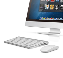 MAORONG TRADING Bluetooth Keyboard and mouse For iMac ME086CH/A MK452CH/A MK142CH/A For mac 21.5 inch integrated desktop