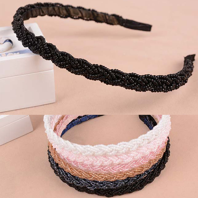 Bead Beautiful Crystal Hair Band Contracted Restoring Ancient Rhinestone Hairbands Elegant Pretty Hearband New High Quality(China (Mainland))
