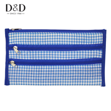 New 2 Designs Crochet Hook Pouch Knit Crocheting Knitting Needles Storage Bag Organizer Fabric Crafts(China)