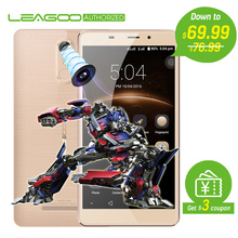 "Leagoo M8 Moblie Phone Android 6.0 3G Cell Phone 2GB RAM 16GB ROM MT6580A 5.7""HD Quad Core 13.0MP 3500mah VS M8 Pro Smart Phone"