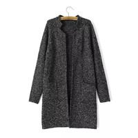 2017-Women-Winter-Cardigans-Female-O-Neck-Sweater-Long-Sleeve-Loose-Wool