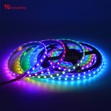 50m 12V WS2811 addressable dream color RGB LED flexible LED Strip Light IP67 Waterproof for TV Backlight Outdoor Advertising