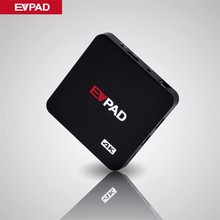 set EVpad Pro IPTV Malaysia /Chinese / Korea / Japan OTT Android TV BOX / Set Top Box