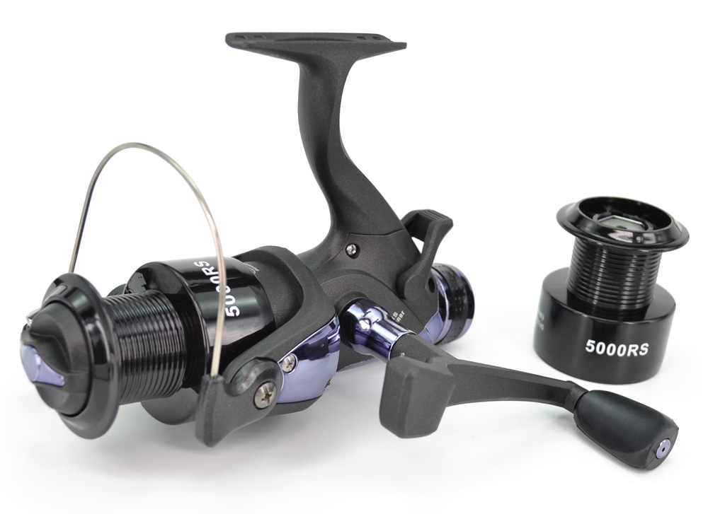 Fishing Bait Runner Reel Free Runner Spinning Reels SW40 SW50 SW60 Metal Fishing