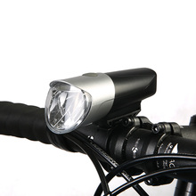 Waterproof Bicycle Headlight For MTB Road Bike Battery USB Chargable Led Front Light Warning Handlebar Light(China)