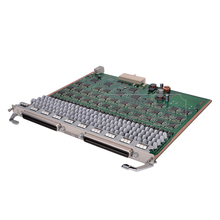 Original H801 ASPB 64 Ports PSTN Voice Card For Huawei  MA5603T OLT