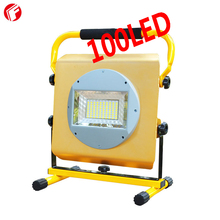LED High Power Portable Hunting Spotlight Searchlight SMD Flash Warning Light Outdoor lighting field will Warehouse Emergency(China)