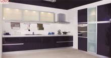 Customized kitchen cabinets manufacturer(China)
