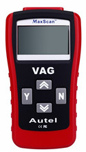 VAG405 VAG 405 Auto Scanner CAN VW/AUDI Scan Tool VAG 405, Autel Code Teader MaxScan VAG405 Diagnostic Tools(China)