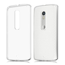 Transparent Soft Silicone TPU Case Slim Cover For Motorola Moto X Play Style G2 G3 G E 2nd 3rd Gen X 2nd Gen X2 X+1 G4 Plus E2