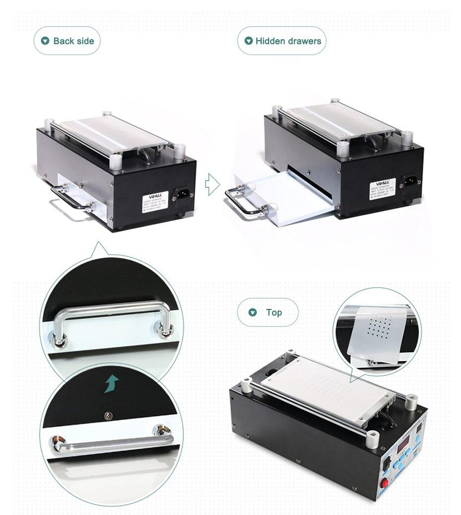 LCD separator 4