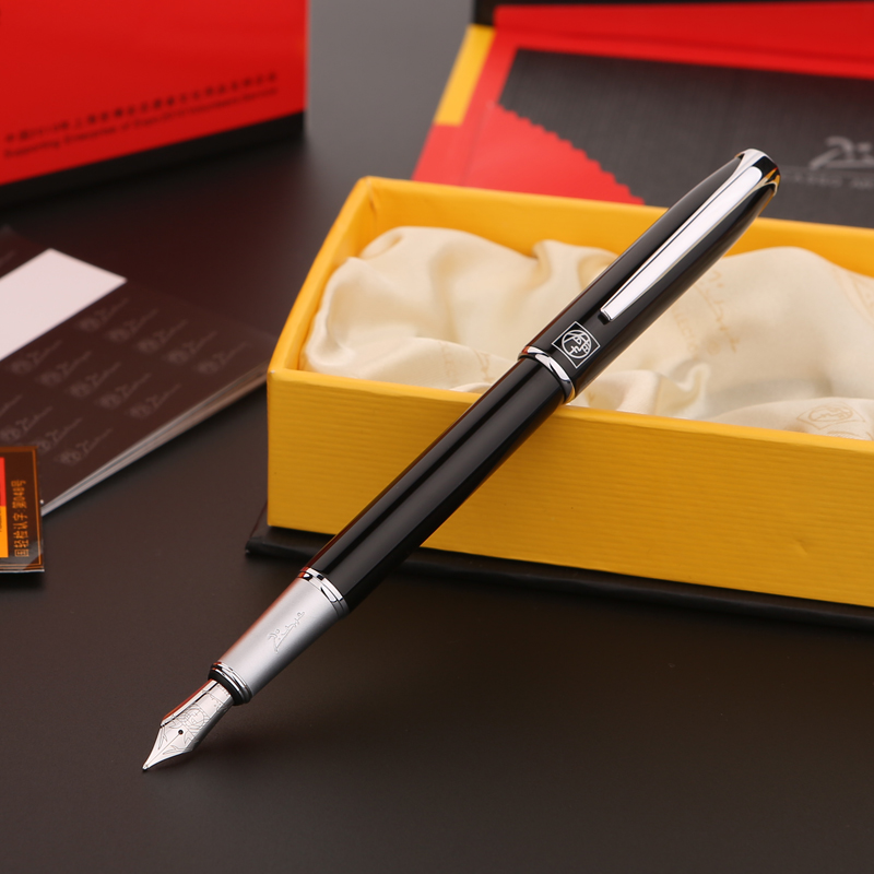Picasso fountain pen PS-916 male womens commercial fountain pen with gift box gift<br><br>Aliexpress