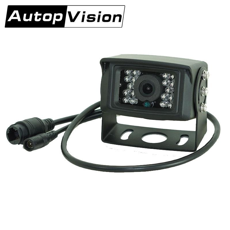 AV-N99 10PCS/lot Vehicle Backup Camera System Rear View Camera Support Night Vision for Bus Truck Van Trailer <br>