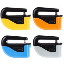 4 Colors Bicycle Lock Theft-proof Small Alarm Lock Disc Brakes Bicycle Lock Waterproof Motorcycle Bicycle Accessories