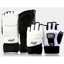High Quality WTF ITF Taekwondo Palm Ankle Foot Protector KTA For Offical Competition Fighting Feet Guard Kicking Box WaistBand(China)