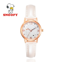 2017 Snoopy Kids Watches Children Watches Casual Fashion Cute Quartz Wristwatches Girls  Clock
