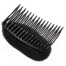 Easy Volume Maker Bouffant Beehive Shaper Bumpits Bump Foam on Comb Hair Styler