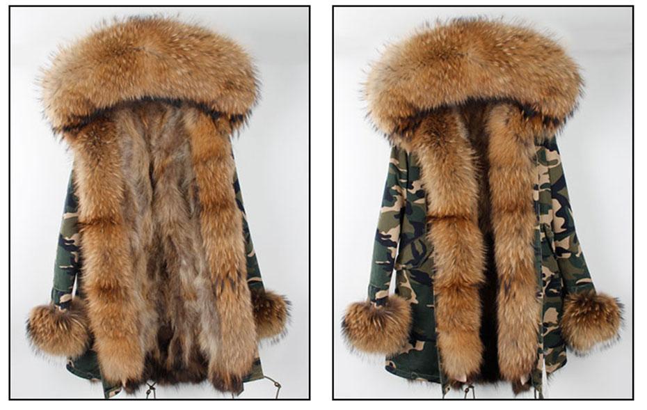 Hooded Fur Parka (11)
