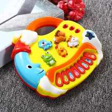 Funny Lovely Baby Children Kids Musical Educational Animal Farm Piano Toys Developmental Music Toy For Children