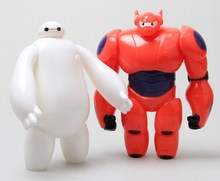 2017 sell like hot cakes 13CM*15CM Big Hero 6 Baymax Action figure Evade glue Holiday gifts furnishing articles Children's toys