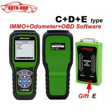Original OBDSTAR X100 PROS Key Programmer with EEprom Adapter+IMMOBILISER+Odometer Adjustment C+D+E model Replace X-100 Pro