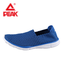 Buy PEAK Men's Walking Shoes Men Athletic Shoes Walking Sneakers Breathable Sport Men Slip-On Flat Flexible Sole Lightweight Shoes for $40.45 in AliExpress store