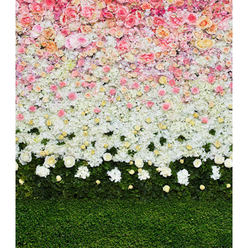 thin vinyl Photography Backdrop Wedding flowers Custom Photo backgrounds  1.5X2.2m   CM-6906<br><br>Aliexpress